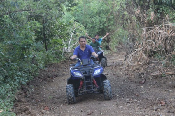 ATV Driving